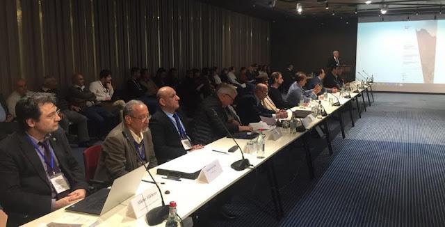 Conferencia pueblos originarios del Cáucaso en Armenia