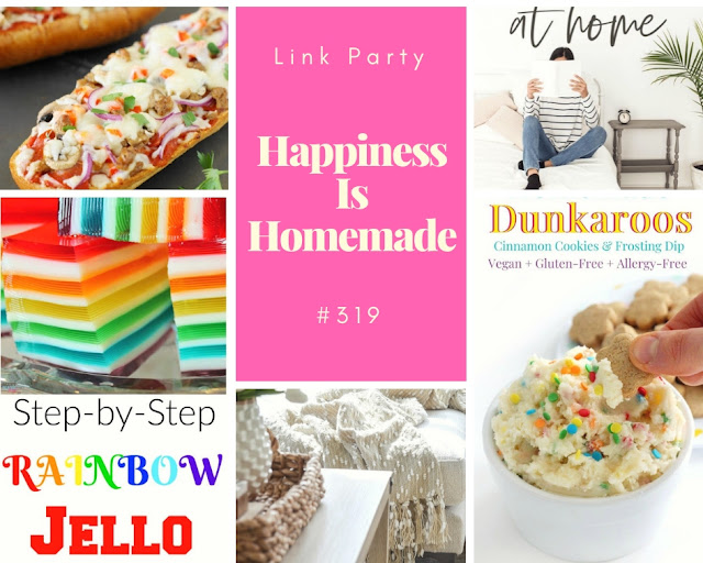 Lovely features and great ideas at our link party