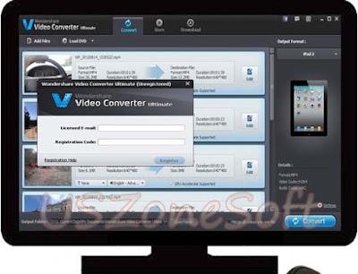 Wondershare Video Converter 8.2.0 Ultimate Edition Serial Key Download
