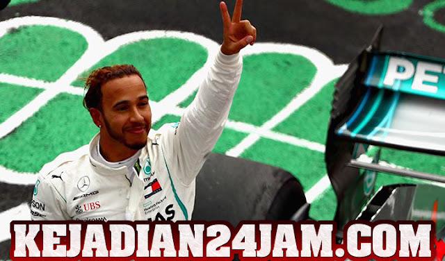 Pembalap Lewis Hamilton Masih Belum Bisa Terbendung Di Balapan F1