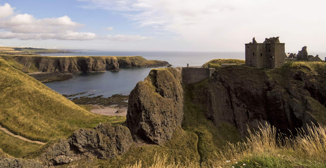 Day Trips from Aberdeen Scotland: Dunnottar Castle