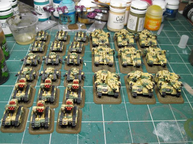 Epic Turan Armoured Company