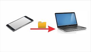 Cara Memindahkan Video Dari Hp Ke Laptop Dengan Kabel Data