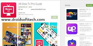 Oreo App Install Guide