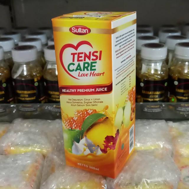 Tensi Care Love Heart Sultan Healthy Premium Juice