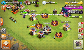 Clash of Clans v9.434.14 Mod