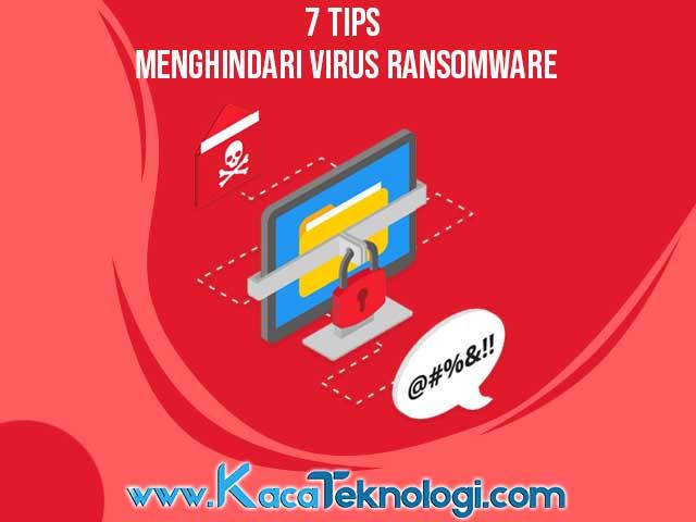 Bagaimana cara menghindari / agar terhindar dari virus ransomware Wannacry terbaru. Lalu bagaimana upaya mengatasi virus ransomware dan cara mengembalikan file yang terkena virus ransomware.