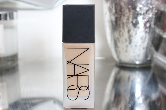 Nars All Day Weightless Luminous Foundation Review