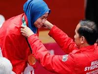 Atlet Taekwondo Buka Kunci Target 10 Besar Asian Games 2018