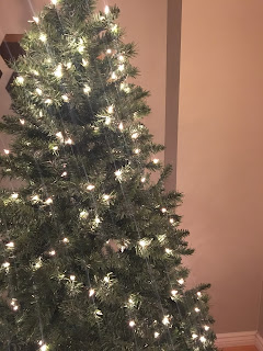 luzes da arvore de natal