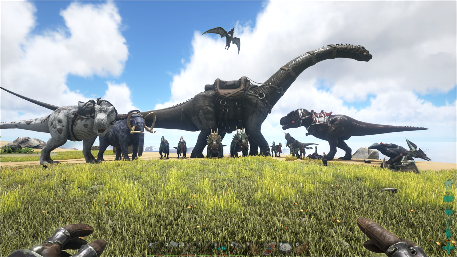 Game Wallpapers Ark Survival Evolved