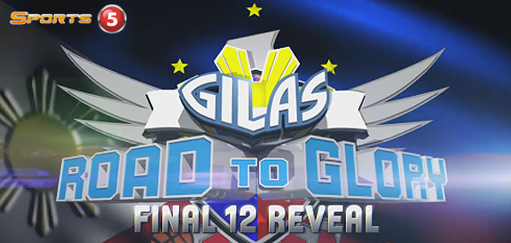 'Gilas Pilipinas Final 12 Reveal' | ‪#‎RoadToRio‬ (VIDEO)