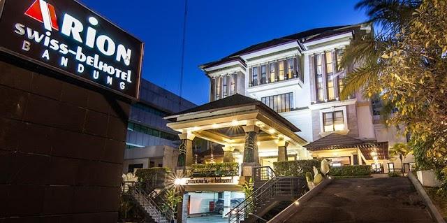 Arion Swiss-Belhotel Bandung Pilihan Tempat Menginap di Pusat Kota