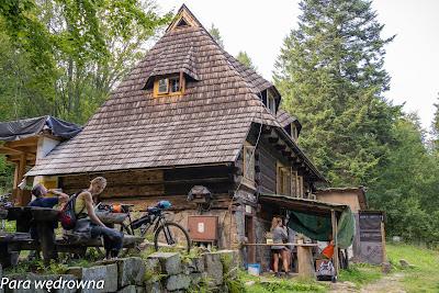 Strefa relaksu dla beskidzkich wędrowców i cyklistów