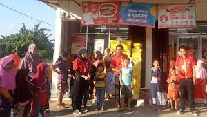 Alfamart Kelurahan Seribasuki, Gelar Lomba RONSO