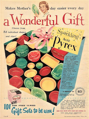Pyrex - A wonderful gift
