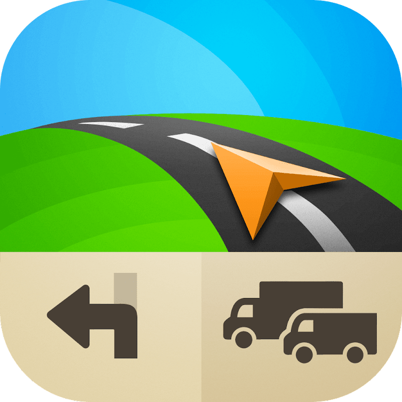 Sygic Truck GPS Navigation Full APK 21.0.0
