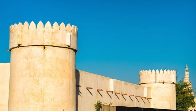 The historic forts of Qatar