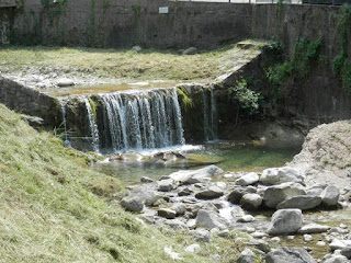 cascata canzo