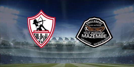 مباراة الزمالك ومازيمبي بتاريخ 30-11-2019 دوري أبطال أفريقيا