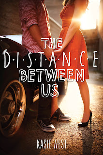 Resultado de imagem para the distance between us kasie west