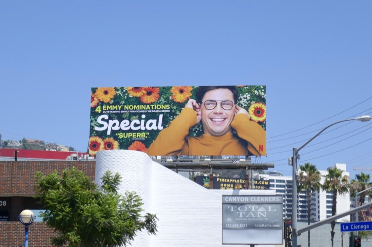 Special 2019 Emmy nominee billboard