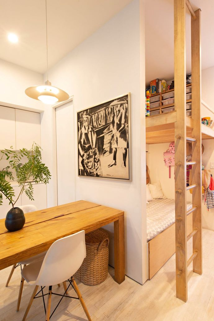 Small space-big style