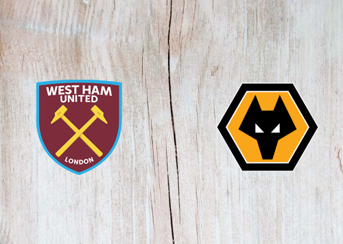 West Ham United vs Wolverhampton Wanderers -Highlights 20 June 2020