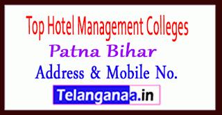 Top Hotel Management Colleges in Patna Bihar