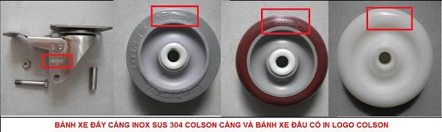 Chất Lượng và Dịch vụ bánh xe đẩy Colson www.banhxedayhang.net
