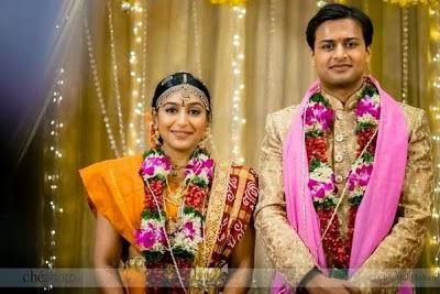 Actress Padamapriya Married
