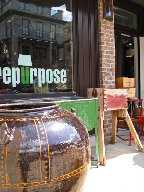 Repurpose and Refuel