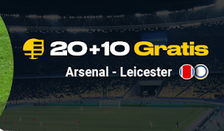 bwin promo Arsenal vs Leicester 7-7-2020