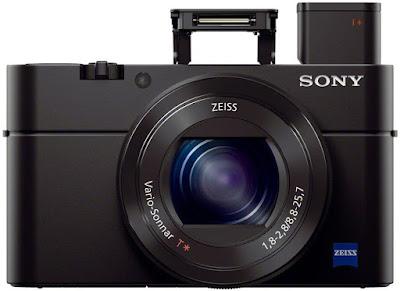 Camara compacta Sony