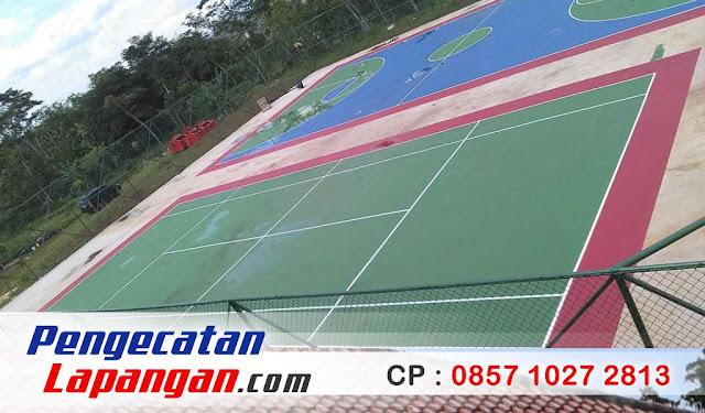 Cat Khusus untuk Lapangan Tennis