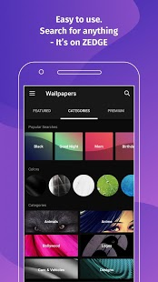ZEDGE™ Ringtones & Wallpapers Apk v6.2.1 [Final] [Ad-Free] [Mod] [SAP]