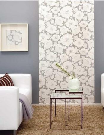 Disenyoss decoracion tecnicas de pintura decorativa - Papel pintado para salon ...