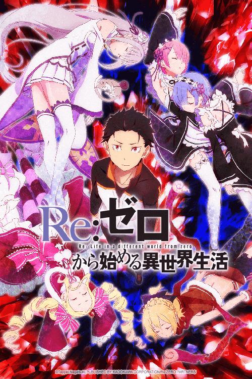 Descargar Re:Zero kara Hajimeru Isekai Seikatsu [25 - 25][Sub Español][MEGA] HDL]