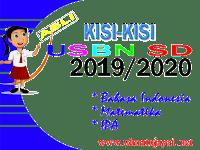 Inilah Kisi-kisi USBN SD Tahun Pelajaran 2019/2020 yang Asli