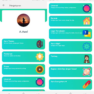 APK MOOD | AERO WHATSAPP V8.21 LATEST UPDATE DOWNLOAD FREE