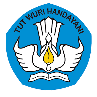 Gambar Logo Kemendikbud - Tut Wuri Handayani