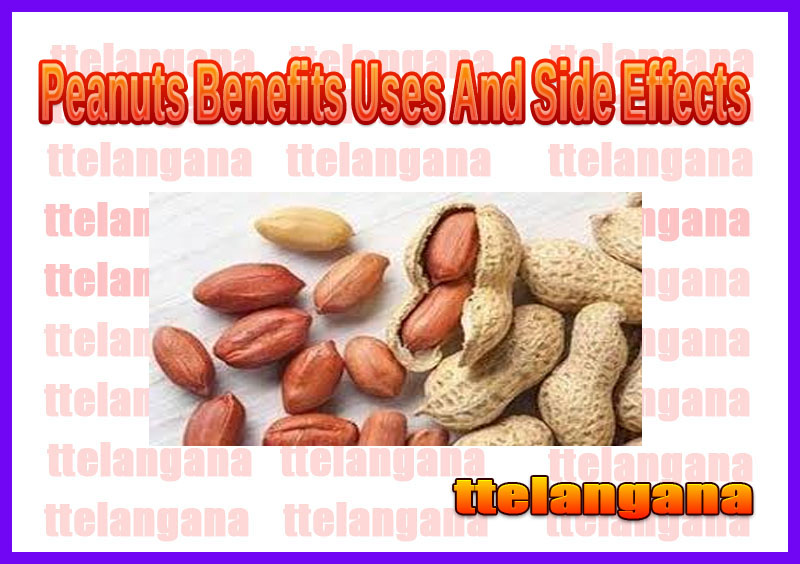 Peanuts Benefits Uses And Side Effects