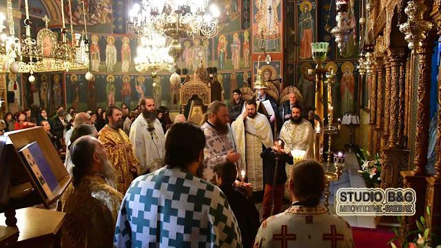 Το Ναύπλιο γιορτάζει την Παναγία Την Γερόντισσα