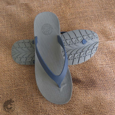 WR Grey Sandal Pria Camou