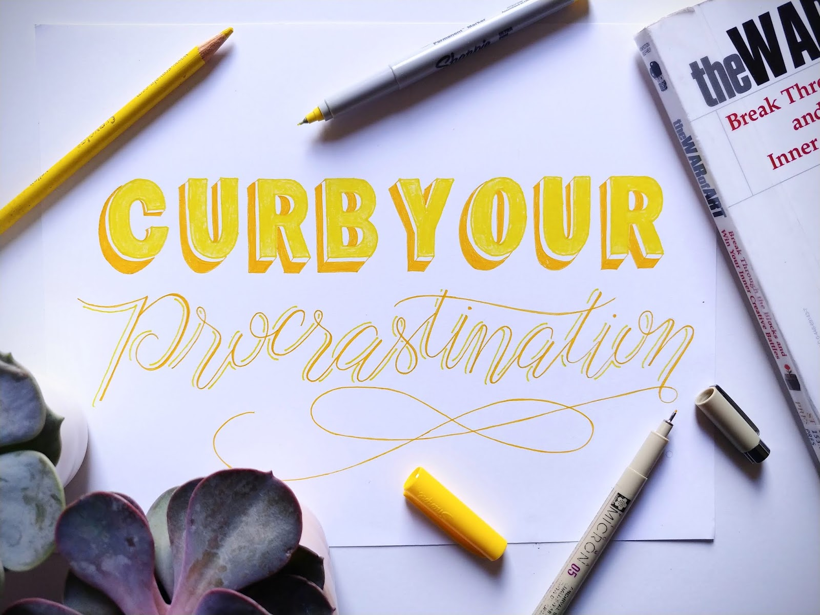 For those of us who have a harder time curbing our procrastination, change is not easy and recognizing the effects of our poor time management skills isn't always vividly clear.