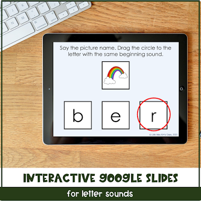 Online Learning FREEBIES for special education