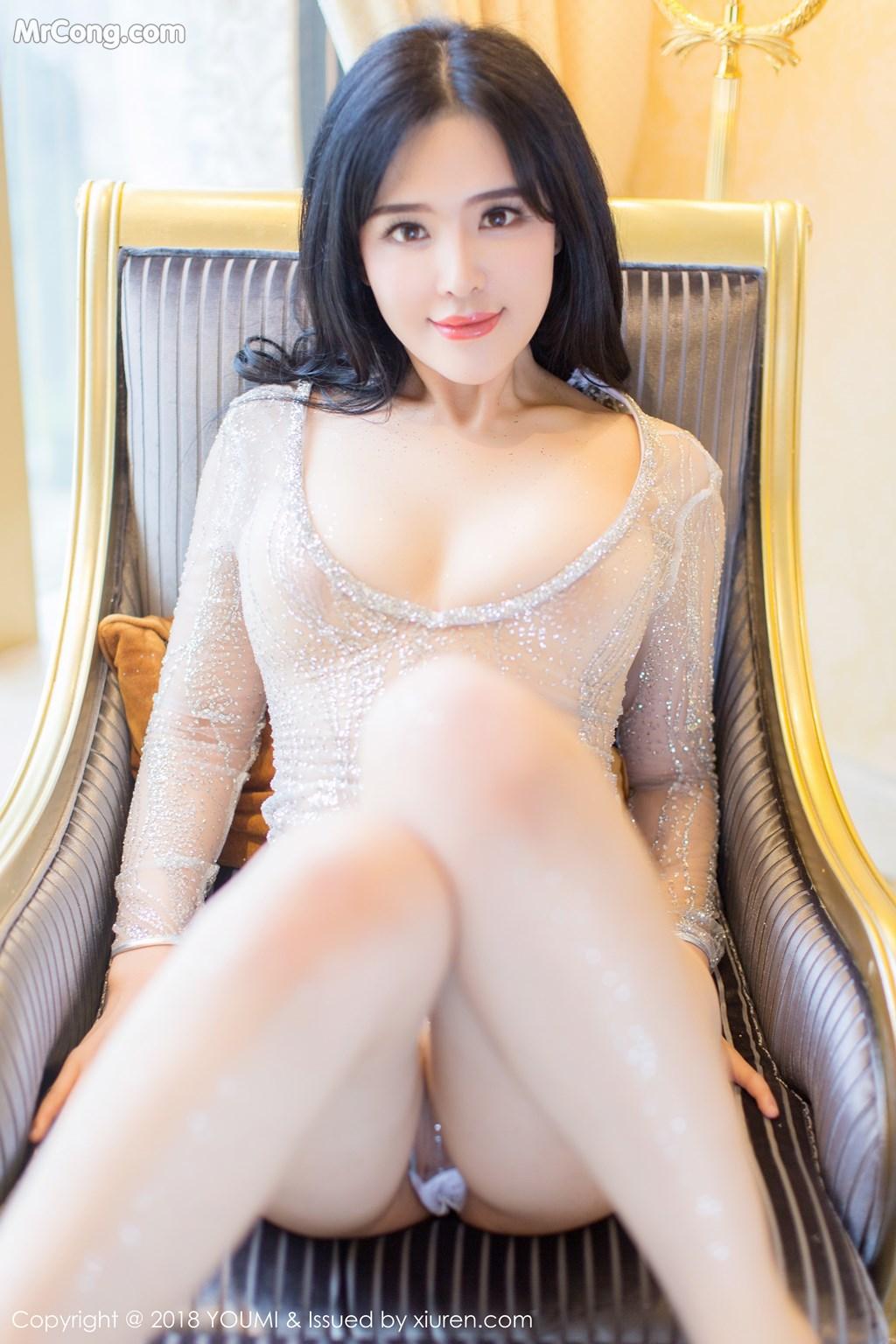 Image YouMi-Vol.124-Liu-Yu-Er-MrCong.com-016 in post YouMi Vol.124: Người mẫu Liu Yu Er (刘钰儿) (41 ảnh)