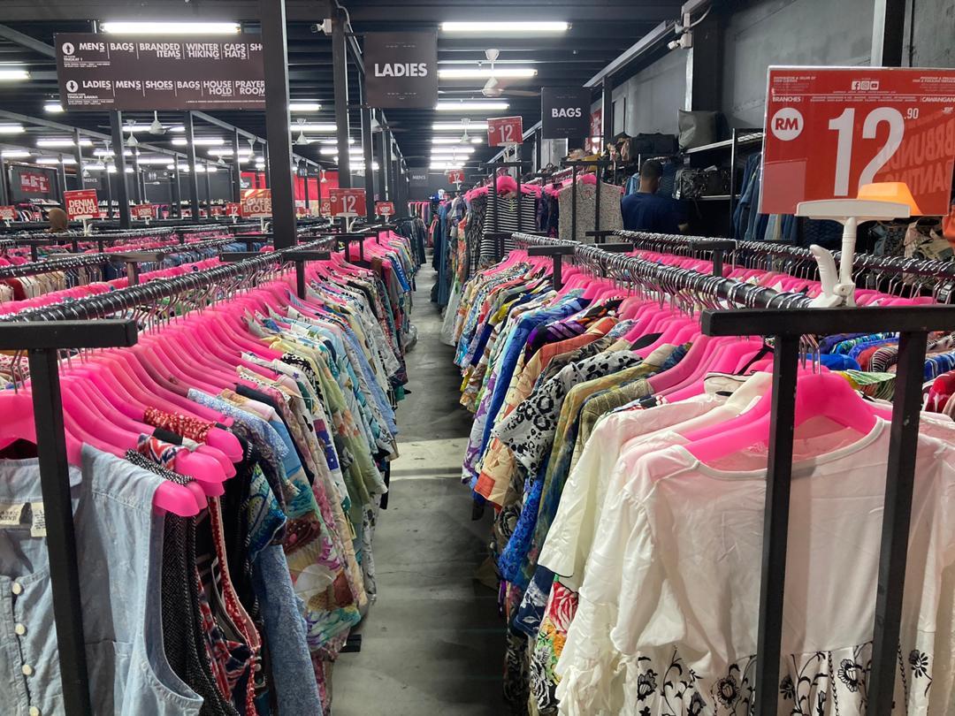 Pusat Borong Pakaian Bundle Di Jbr Bundle Banting Senang Akses Azwar Syuhada
