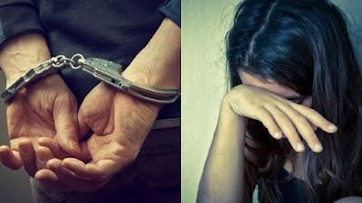 Hamili Anak Kandung Hingga Melahirkan, Pria ini Ditangkap Polisi