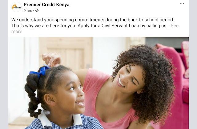 Premier Credit Kenya